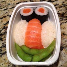 Sushi Face