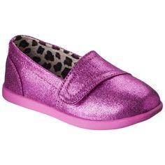 Toddler Girl's Circo® Jacey Canvas - Pink