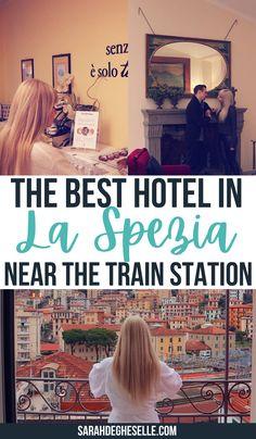 La Spezia Italy Hotel Near the Train Station | la spezia italy | la spezia italy things to do | things to do in la spezia | la spezia italy cinque terre | la spezia italy beach | la spezia italy photography | la spezia italy restaurants | la spezia italy food | la spezia italy hotel | la spezia italy beautiful places | #laspezia #laspeziahotels