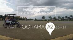 Programa A2 Um blog #decasal - Teaser (Assista em HD) http://youtu.be/2RpZ7QTbvXc A gente estava mesmo devendo um teaser descente! Daqueles que resumem: quem somos de onde viemos e para onde vamos. E agora que completamos 1 ano de blog ai está!. Captamos no Parque Villa Lobos em São Paulo. Nunca tínhamos andado nessas bicicletas para família como chamam lá e podemos dizer: é horrível  Estranha parece que vai tombar (ainda mais com o Henrique no comando rsrsrsrs). Mas assistam e se curtirem…