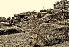 For Ever Watch At Devils Den Photograph  - For Ever Watch At Devils Den Fine Art Print