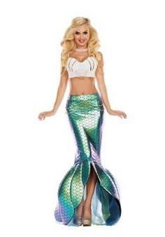 Under the Sea Mermaid Women's Costume