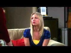 Penny explains Sheldon's spot- The Big Bang Theory 8