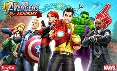 New Trailer for 'Marvel Avengers Academy' Celebrates Launch - http://www.entertainmentbuddha.com/new-trailer-for-marvel-avengers-academy-celebrates-launch/
