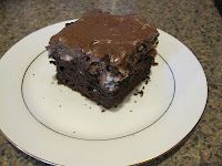 Up in the Night with Kat: Fudge Lover's Cream Cheese Cake