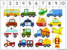 Hottest Free of Charge transportation preschool printables Thoughts Do you generally contemplate tips on how to pay for everything? Regardless of whether you employ Montessori knowledge o Cars Preschool, Transportation Preschool Activities, Preschool Puzzles, Transportation Crafts, Preschool Prep, Preschool Education, Free Preschool, Preschool Themes, Preschool Printables