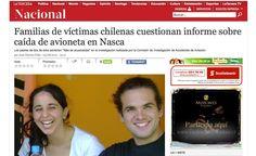 Prensa chilena