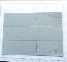 stampin-up-boys-gift-treat-box-template.jpg (3313×2880) | boite ...