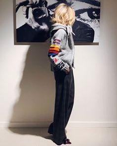 Стиль Susi Rejano (трафик) / О стиле / ВТОРАЯ УЛИЦА Work Outfits, Harem Pants, Suits, Fall, Clothes, Style, Fashion, Fall Season, Outfit