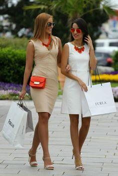 Shopping Dresses by Style and Blog