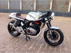 Garagem Cafe Racer : Classificados na Garagem: CB 500 Cafe Racer e RD 350 Customizada