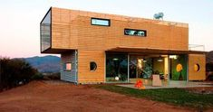 Casa Container #sustainable