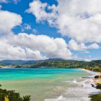 Grenada's Grande Anse Beach