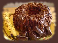 Banaanin ansiosta tämä kuivakakku on varsin mehevä. Sausage, Meat, Baking, Food, Sausages, Bakken, Essen, Meals, Backen