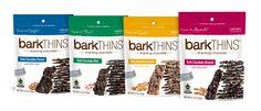 the barkTHINS lineup! #ripplebrands #barkTHINS