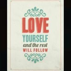 Love yourself ♡