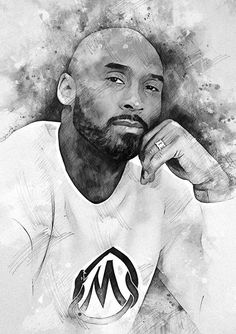 Excited to share this item from my shop: Kobe Bryant Abstract Mixed Art Sketch Poster - Wall Art Home Decor - Printable poster - Personalized Gift Kobe Bryant Family, Kobe Bryant Nba, Kobe Bryant Pictures, Kobe Mamba, Kobe Bryant Black Mamba, Sports Graphic Design, Love And Basketball, Los Angeles Lakers, Lebron James