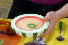 Fruit Soup from FoodNetwork.com