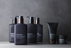 Hunter Lab is focused on enhancing your life thank for the help of health foods for your skin. Super Natural, Modern Man, Natural Skin Care, The Help, Packaging, Personal Care, Cosmetics, Man Stuff, Hair Cut