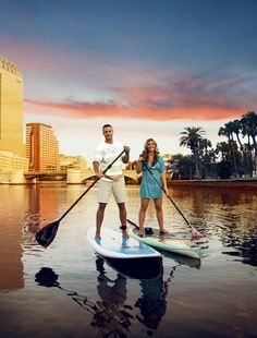 Stand Up Paddleboarding (SUP) is so hot right now