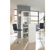 Bartisch weiß, Stauraum Shelving, Divider, Room, Furniture, Home Decor, Closet Storage, Table, Bedroom, Homemade Home Decor