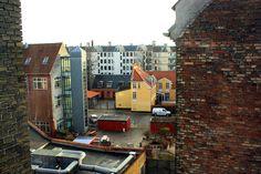 Trip to the Copenhagen subway