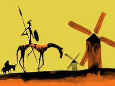 Don Quijote de la Mancha - Spain