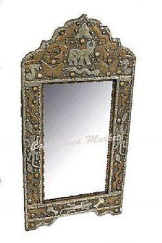 Moroccan Lezard Mirror