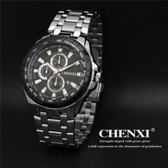 Men Style,Only Watch!