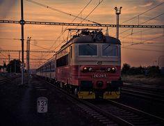 Sp u Modřic Train, Vehicles, Cars, Vehicle