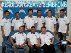 SEMBRONG BANGKIT - BP SEJAHTERA: Keadilan Sembrong dengan Baju Parti