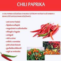 Életmód cikkek és képtár: Zöldség és gyümölcsök hatásai Jaba, Doterra, Green Beans, Chili, Vitamins, Food And Drink, Health Fitness, Healthy Eating, Herbs