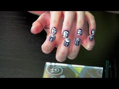 Do It Yourself Nail Art How To: Halloween Ideas from Nail Adventures with Nicole