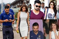 Bollywood Meets Cricket: The Magical Love Story Of Virat Kohli And Anushka Sharma - BollywoodShaadis.com