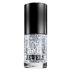 Maybelline Color Show Jewels Nail Polish #602 PLATINUM ADORN #Maybelline