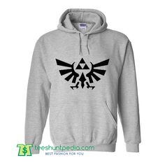Zelda Logo tumblr Hoodie gift sweater custom clothing