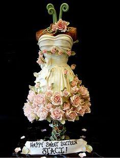 Cake Art ~ Fashion And Styles