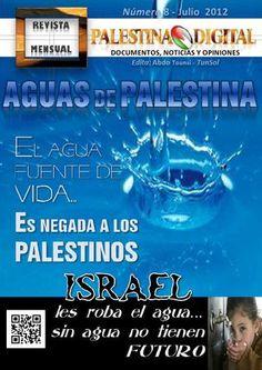 Revista PALESTINA DIGITAL - Julio 2012