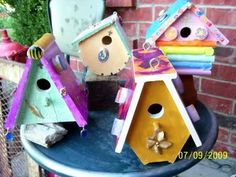 For the BIRDS :: Birdhouses by Akup_a's nieces image by sangaree_KS - Photobucket