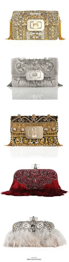Marchesa ♔ Evening bags