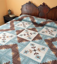 How to make a king-size quilt quicker: 4 strategies