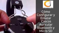 Cómo Configurar Cascos Bluetooth Inalámbrico Con Radio, MicroSD, Auriculares Para PC MP3 MP4 iPod - http://complementoideal.com/como-configurar-cascos-bluetooth-inalambrico-con-radio-microsd-auriculares-para-pc-mp3-mp4-ipod/
