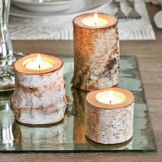Mix Mirrors & Candlelight - Christmas Party Ideas: Elegant Dinner Party - Southern Living