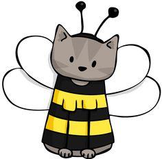 Bee by starpixie, via Flickr