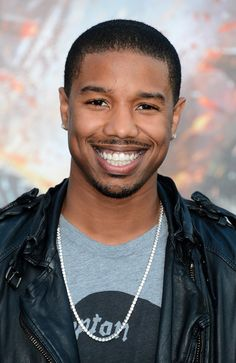Michael B. Jordan, Actor/Producer born in Santa Ana, CA