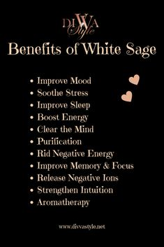 Self Care is the Best Care: White Sage Eczema Psoriasis, House Of Beauty, Self Care, Sage, Stress, Positivity, Good Things, Mood, Salvia