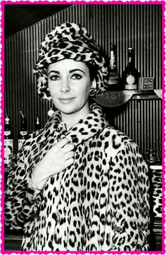 Liz Taylor, beautiful photo of her