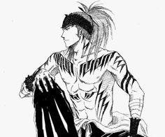 Abarai Renji Bleach Renji, Renji Abarai, Bleach Manga, Hottest Anime Characters, Bleach Characters, Anime Guys, Manga Anime, Alucard Castlevania, Departed Soul