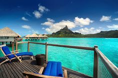 Bora Bora Le Meridien over water bungalow....This is a MUST before I die..IT..WILL..HAPPEN!