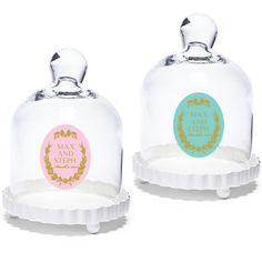 Mini Glass Bell Jar